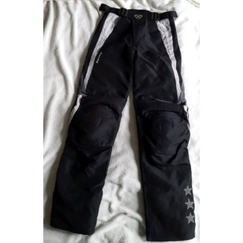 Pantalon moto avec doublure