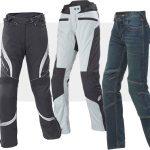 Choix pantalon moto hiver