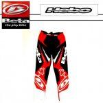 Pantalon moto trial hebo