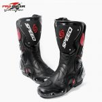 Botte moto racing
