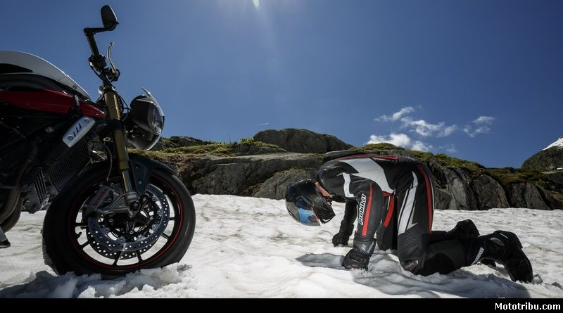 Equipement moto grand froid