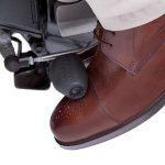 Protection selecteur botte moto