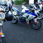 Equipement moto rallye routier