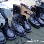 Botte moto rangers