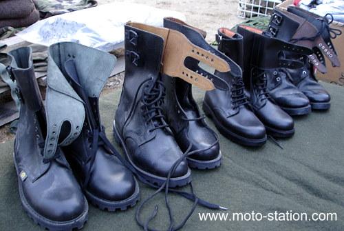 Surplus equipement moto