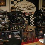 Vetement moto vintage paris