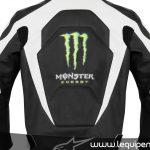 Blouson moto alpinestar monster textile