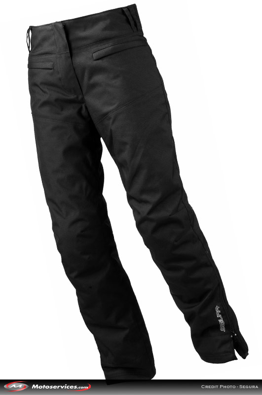 Pantalon cuir moto dainese