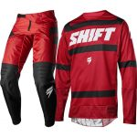 Maillot et pantalon moto cross