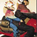 Vetement moto pour enfant