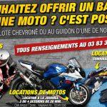 équipement moto nancy