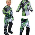 Vetement moto cross enfant
