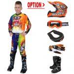 équipement enfant moto