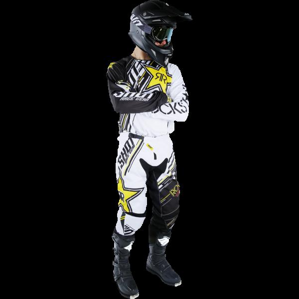 Equipement shot moto cross
