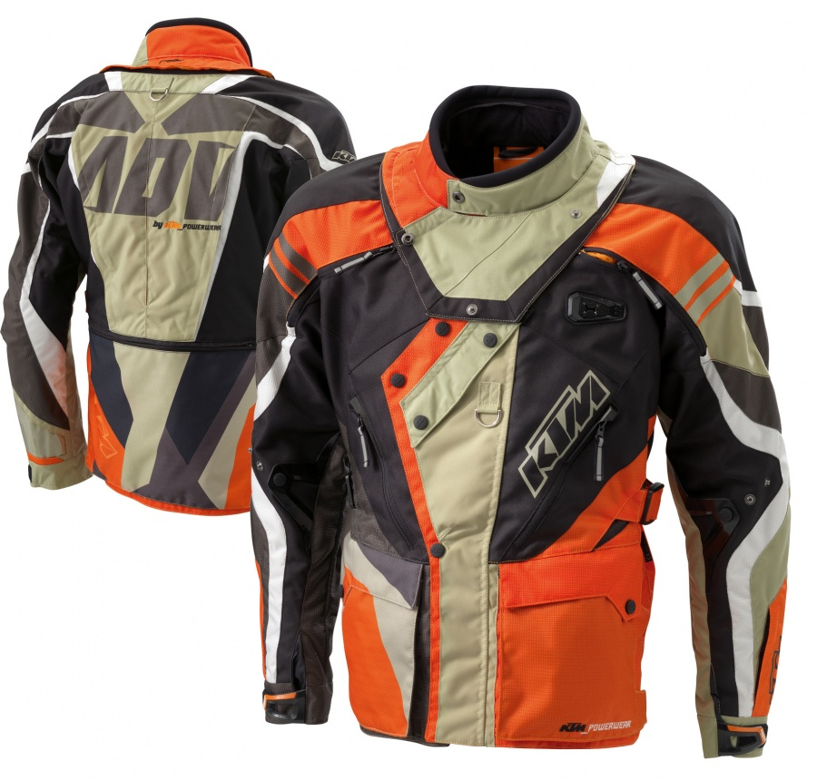 Equipement moto grand raid
