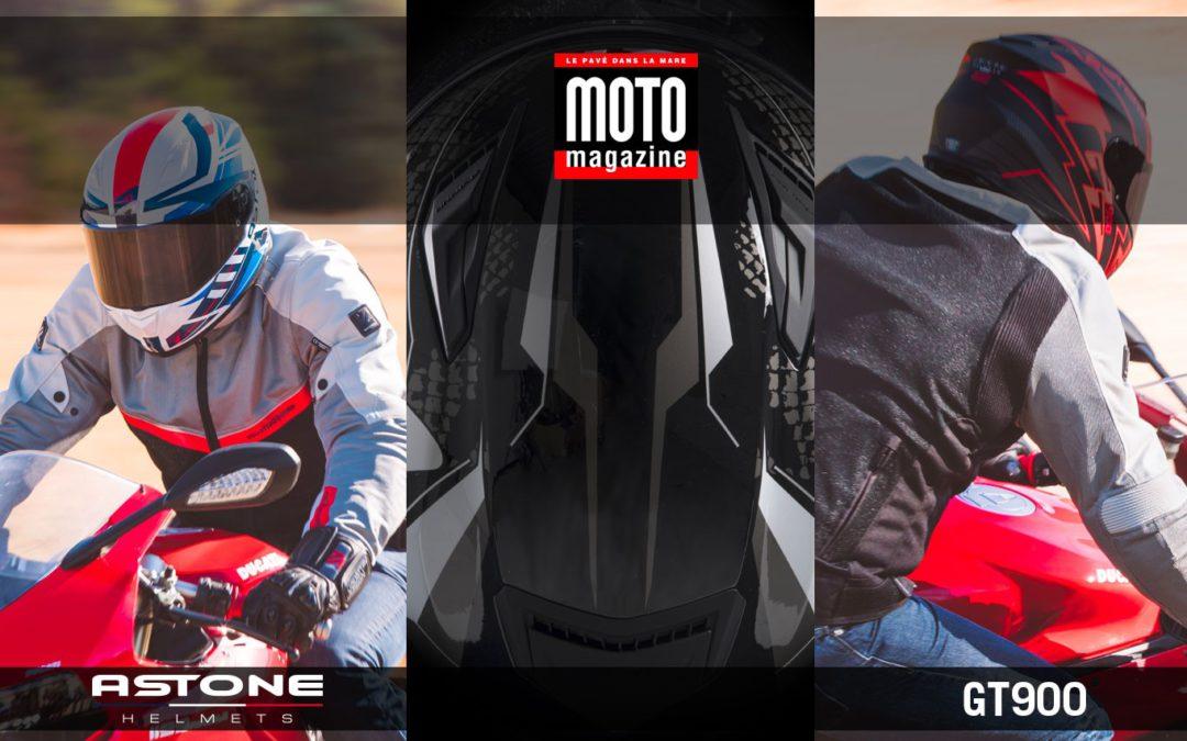 Blouson moto motomag