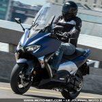 Equipement moto tmax 530