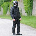 Vetement de moto bmw
