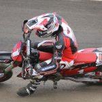 Gant moto supermotard