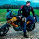 Equipement moto retour gratuit